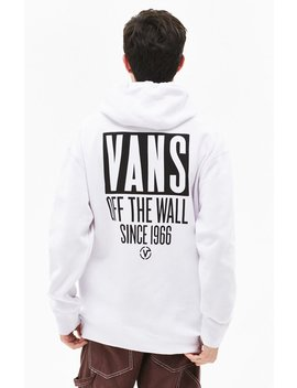 Vans Type Stacker Pullover Hoodie by Pacsun