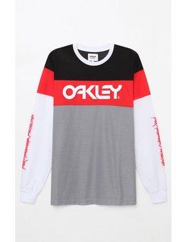 Oakley Tnp Long Sleeve Jersey by Pacsun