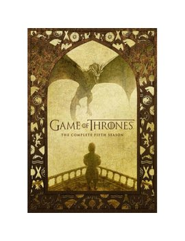 Game Of Thrones: The Complete Fifth Season (Dvd) by Hbo Home Video
