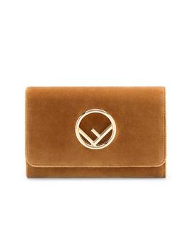 Velvet Wallet On Chain by Fendi