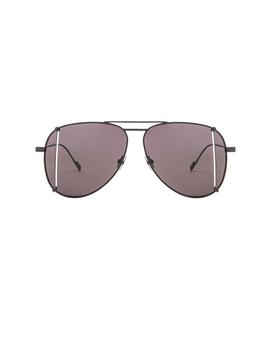 Cut Sunglasses by Saint Laurent