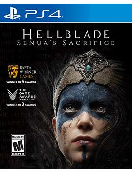 Hellblade: Senua's Sacrifice   Play Station 4 by By          505 Games