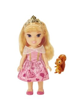 Disney Princess Aurora Petite Doll And Friend by Disney Princess Petite