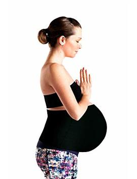 Bao Bei Belly Sport Maternity Support Band   Eases Common Discomforts Of Pregnancy   Black by Bao Bei Maternity