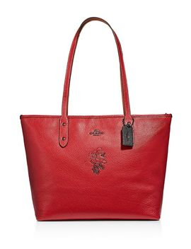 Disney X Coach Minnie Mouse City Motif Tote by Coach