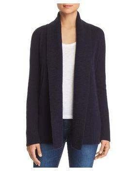 Shawl Collar Cashmere Cardigan   100 Percents Exclusive by C By Bloomingdale's