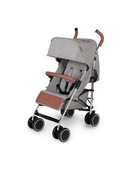 Ickle Bubba Discovery Stroller   Grey On Silver by Argos