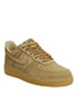 Nike Air  Force One Trainers by Nike