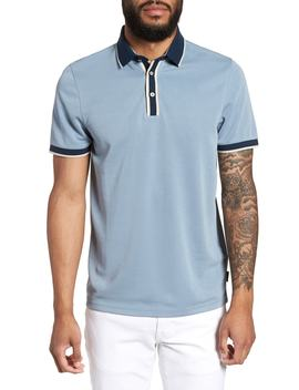 Howl Trim Fit Polo Shirt by Ted Baker London