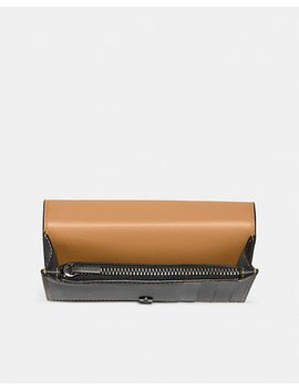 Foldover Card Case by Coach