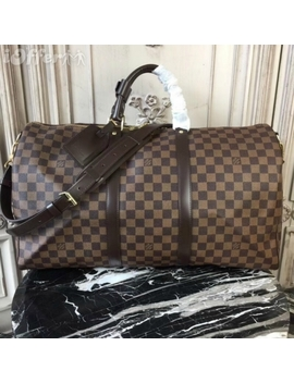 Top M41416 Original Brown Handbag Luggage Travel Bag by I Offer