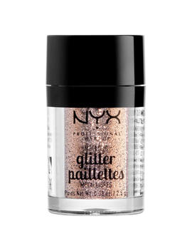 Nyx Professional Makeup Metallic Glitter   Goldstone by Look Fantastic