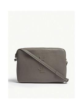 Monogram Lou Leather Camera Bag by Saint Laurent