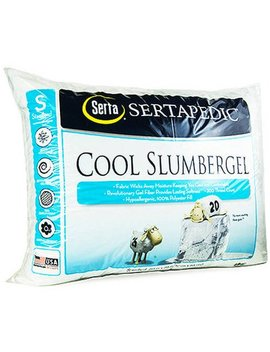 Sertapedic Cool Slumber Gel Pillow by Serta