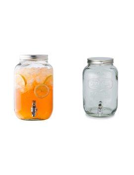 Mason Jar Drink Dispenser by Indigo