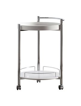 Torre & Tagus Studio Bar Cart With Removable Tray by Torre & Tagus