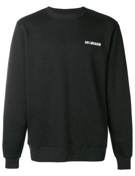 Sweatshirt Mit Logo by Han Kjøbenhavn