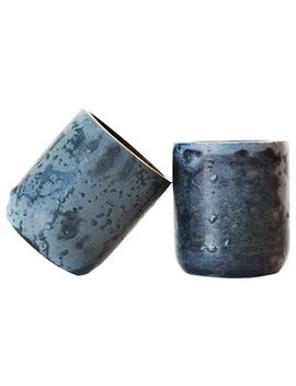 Soapstone Shot Glass   Straight   Set Of 2 by Sparq