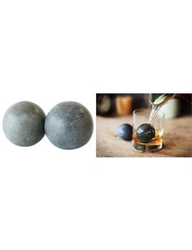 Whiskey Spheres   2 Pcs by Sparq