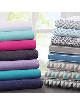 Clay Alder Home Denver Jersey Knit Sheet Set by Clay Alder Home