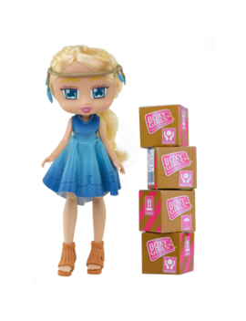 Boxy Girls Doll Willa by Boxy Girls
