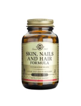 Solgar Skin, Nails And Hair Formula 120 Tablets by Solgar Skin, Nails And Hair Formula 120 Tablets