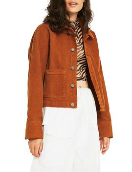 Urban Outfitters Corduroy Utility Jacket by Bdg