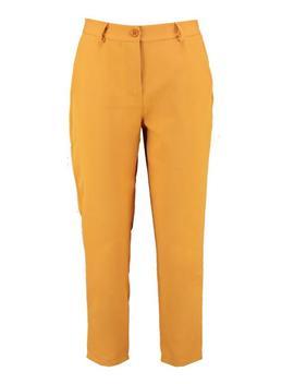 Pantalon Droit à Détail Poche by Boohoo