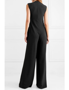 Stretch Cady Jumpsuit by Stella Mc Cartney