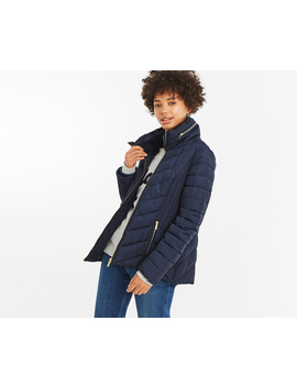 Short Padded Jacket by Oasis
