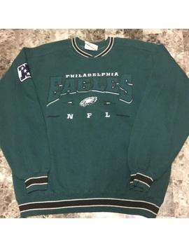 Vintage 90's Men's Eagles Sweatshirt by Lee