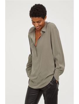 Košeľa ZCuprovej Zmesi by H&M