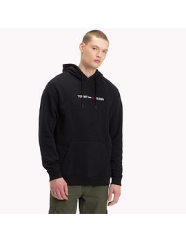 Tommy Jeans Logo Hoody by Tommy Hilfiger