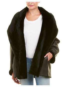 Vince Shawl Collar Coat by Vince