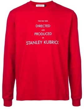 Stanley Kubrick Printed Top by Undercover