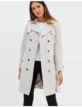Willow Trench Coat by David Lawrence
