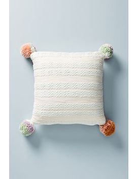 birdie-cushion by anthropologie