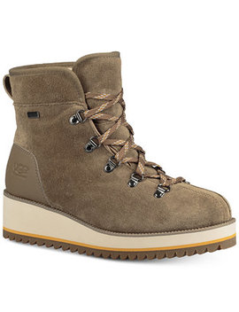 Women's Birch Lace Up Boots by Ugg®