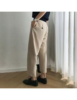 Sonne   High Waist Cropped Pants by Sonne