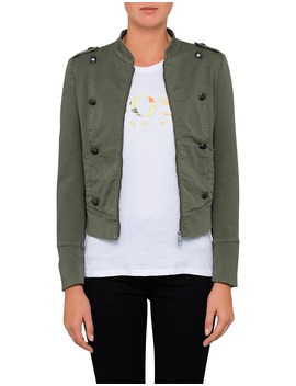 Omilly D 10204470 01 Short Military Jkt by Boss Orange