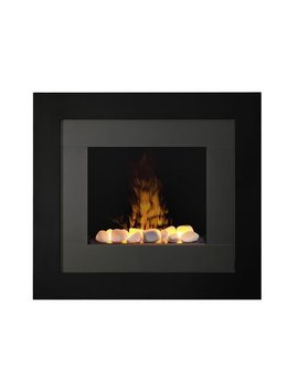 Dimplex Rdy20 R Redway Wall Mounted Fireplace, Black by Dimplex