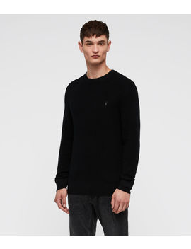 Ivar Merino Crew Sweater by Allsaints
