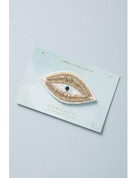 Golden Eye Sticker Patch by Anthropologie