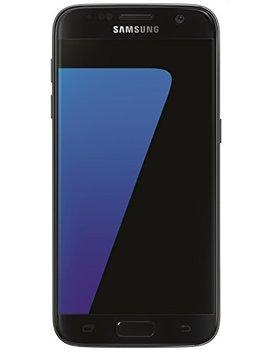 Samsung Galaxy S7, Smartphone Libre (5.1'', 4 Gb Ram, 32 Gb, 12 Mp) [Versión Alemana: No Incluye Samsung Pay Ni Acceso A Promociones Samsung Members], Color Negro by Samsung