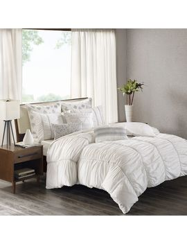 Ink+Ivy 3 Piece Reese Comforter Set by Kohl's