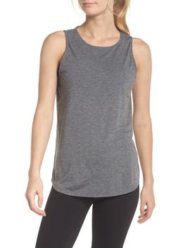 Twist Back Tank Top by Zella