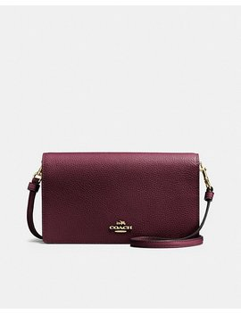 Hayden Foldover Crossbody Clutch by Coach