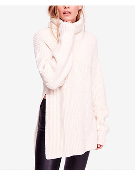 Eleven Oversized Cowl Neck Sweater by Free People