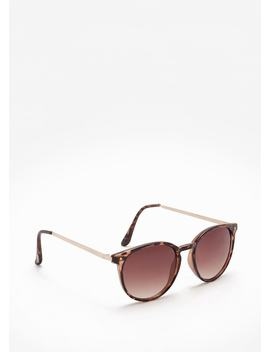Γυαλιά ηλίου ταρταρούγα by Mango