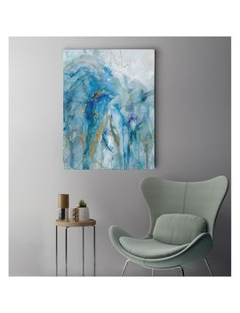 Abstract Lapis by Wexford Home